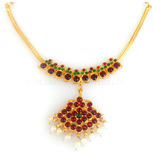 Short Mango Necklace Spl