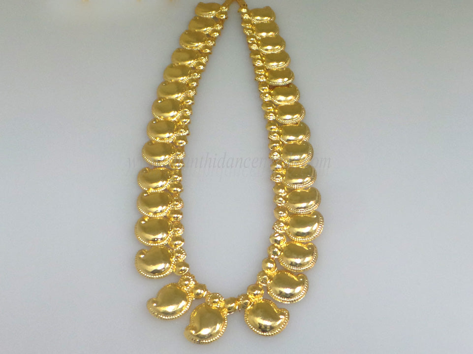 Mango Necklace Big Plain