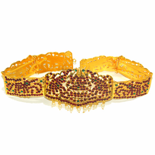 Lakshmi Kemp Belt Small