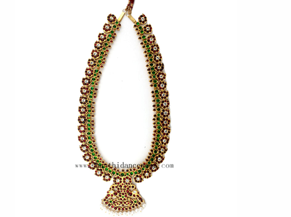 Temple Jewellery LONG MANGO HARAM