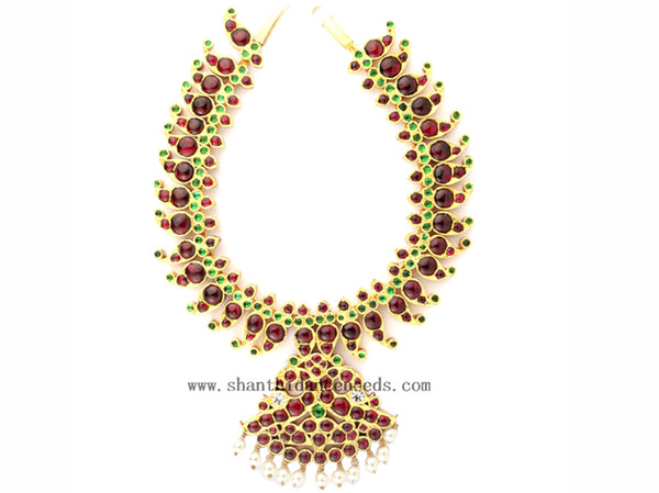 Temple Jewellery MULLAI HARAM