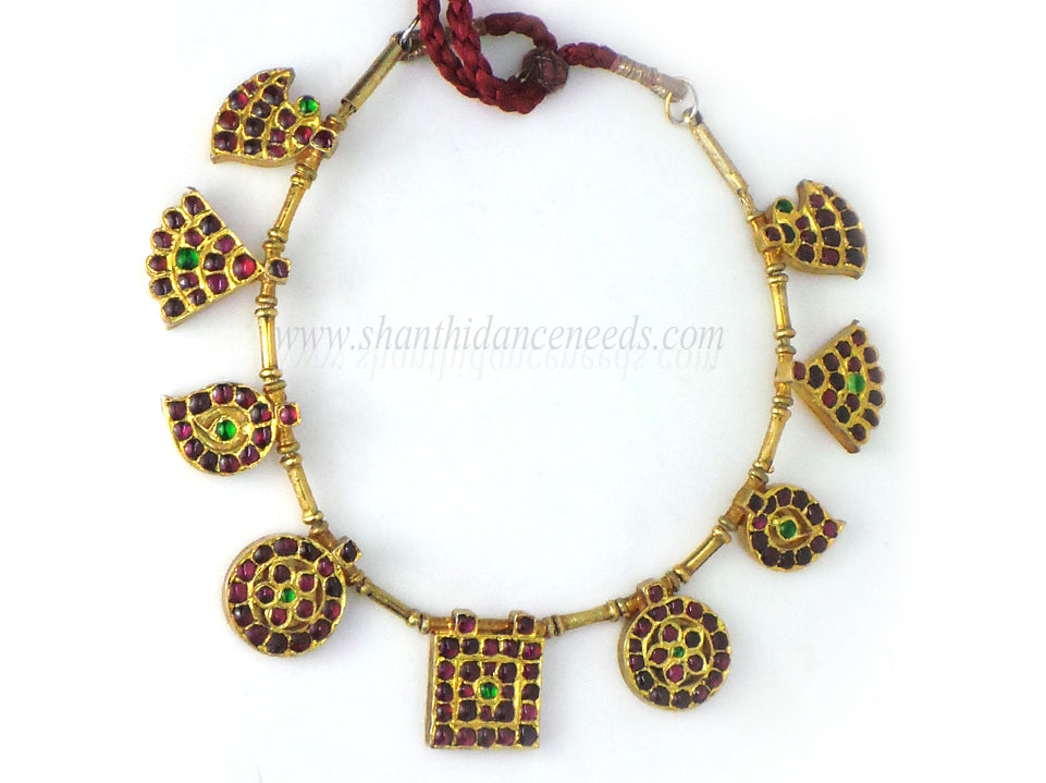 Temple Jewellery Rani Necklace