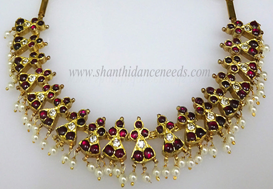 Temple Jewellery Necklace  New Model