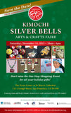 Kimochi Silver Bells Arts & Crafts Faire