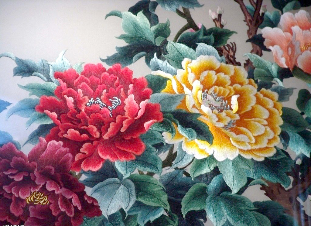 Art Of Silk Blog Peonies In Chinese Art And Culture