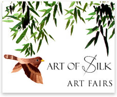 Art of Silk Spring 2013 Art Fairs