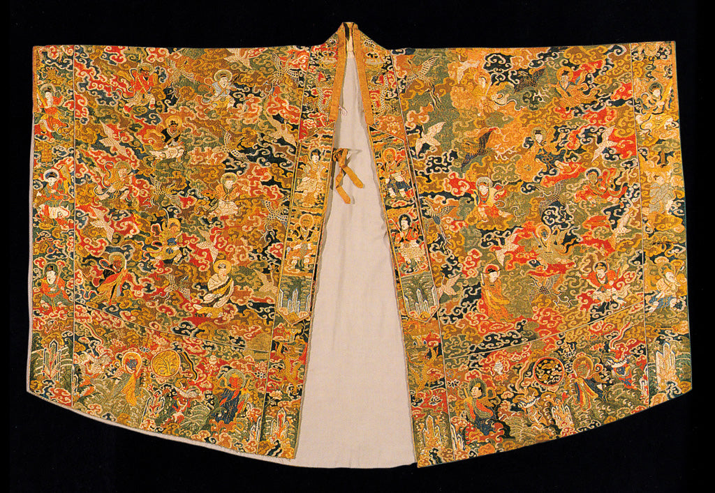 Art Of Silk Blog What Is Su Embroidery The History Of