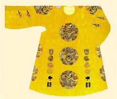 Dragon Robe from the Ming Dynasty.