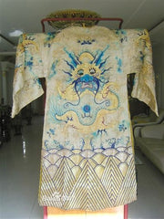 Dragon Robe from the Yuan Dynasty.