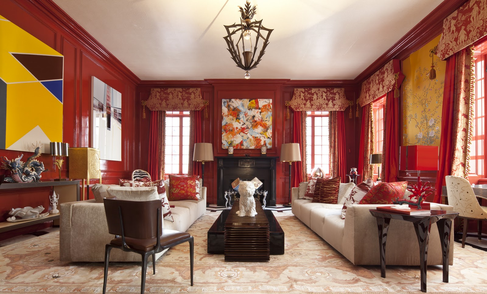 Art of silk blog feng shui how wind and water influence - How many years is interior design ...