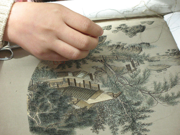 Art Of Silk Blog ~ An Introduction To Shu Xiang And Yue Embroidery