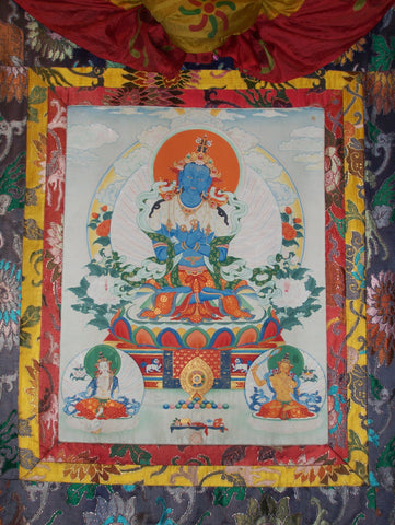 Thangka of Vajradhara