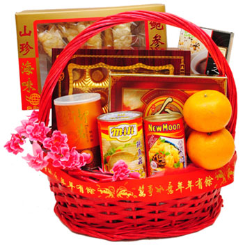 Art of Silk Blog ~ Chinese New Year Gifts and Their Secret ...