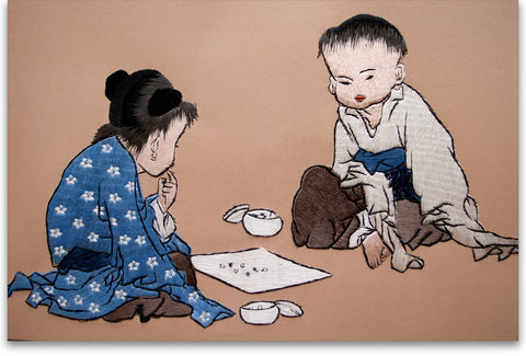 Children Playing Go-3