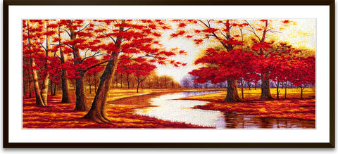 Red Maples (Large)-1