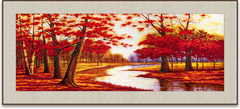 Red Maples (Large)-2