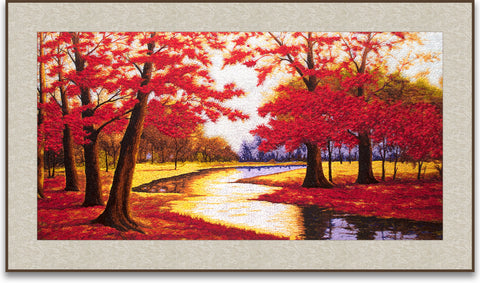 Red Maples (Medium)-2