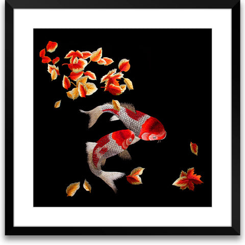 Two Koi Fish-1