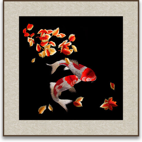 Two Koi Fish-2