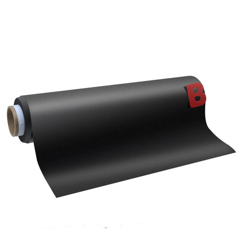 Large Chalkboard Roll, Magnetic Receptive Blackboard for Wall, Non-Adhesive Backing