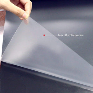 Self-Adhesive & Magnetic Chalkboard for Wall, Peel and Stick Blackboard Roll for Home/School/Office