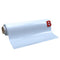 Large Dry Erase Whiteboard Roll, Magnetic Receptive Surface with Adhesive Backing