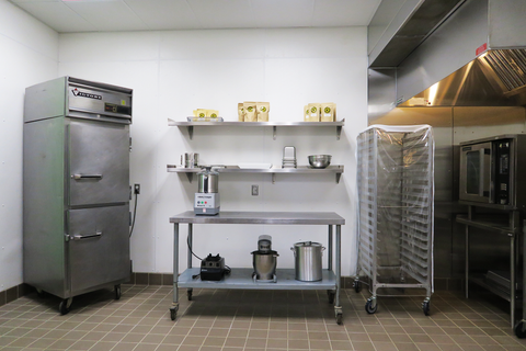 3 Cricketeers on-site commercial kitchen