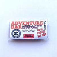 Adventure Bar Coconut~Cranberry