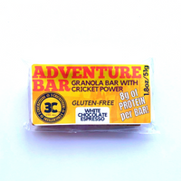 Adventure Bar White Chocolate~Espresso 12 pack