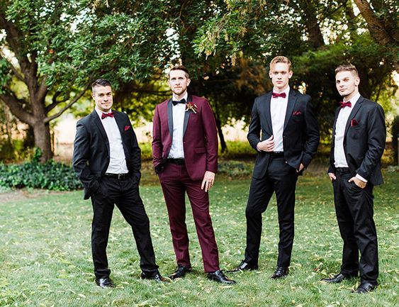 Which is the Best Colour for a Tuxedo/Suits for Groom?