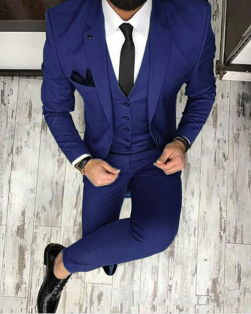 Olive /Dark green Men Blazer Prom Suit Outfits for