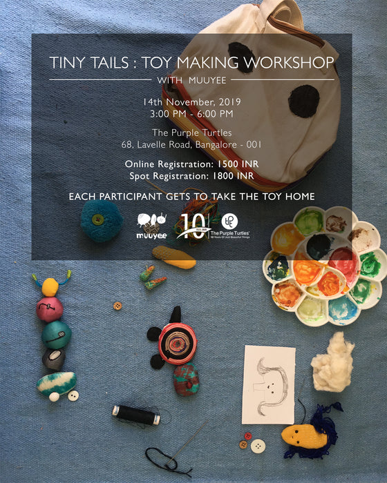 Children's Day Toy Making Workshop at Lavelle Road