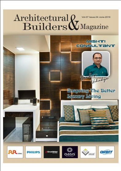 Architectural and Builders Magazine -June 19""