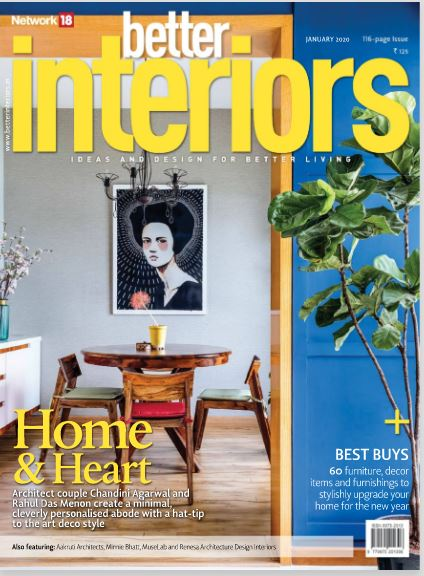 Coverage | Better Interiors | Jan 2020