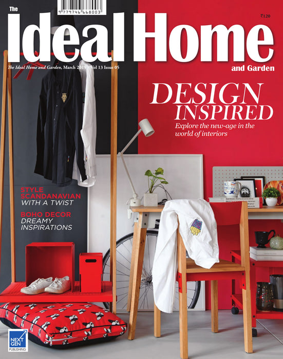The Ideal Home and Garden- March '19