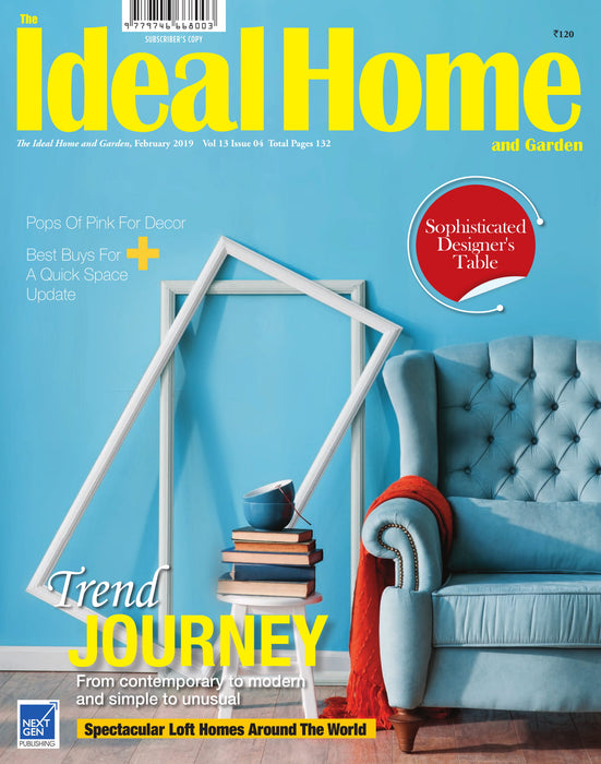Coverage Ideal Home And Garden February, 2019