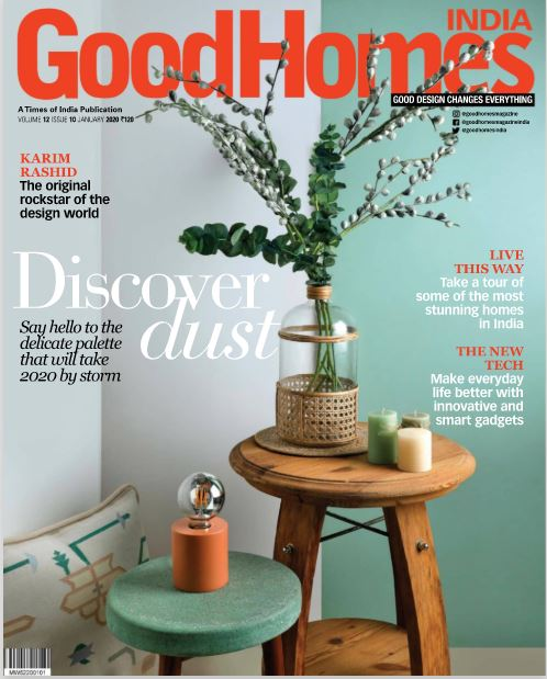 Coverage | Good Homes India | Jan 2020