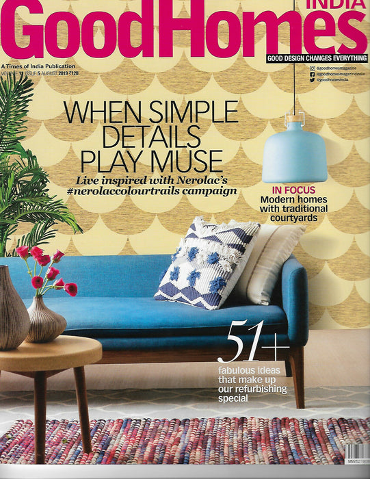 Coverage |  GoodHomes - August -19