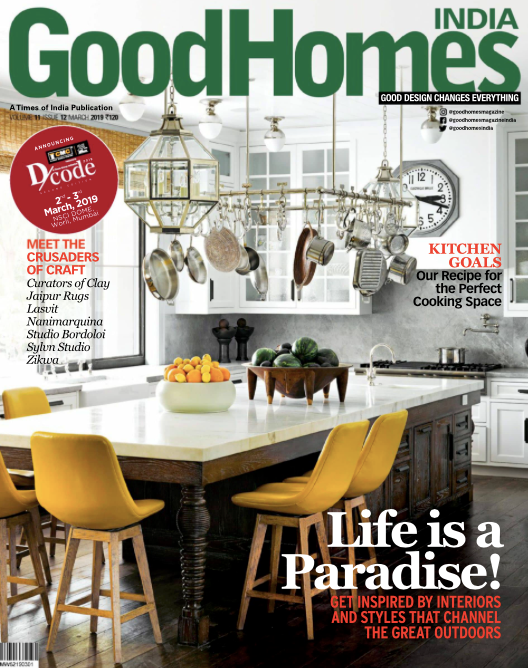 Good Homes India - March 19""