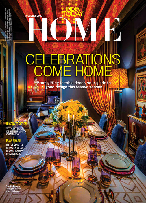 India Today HOME - November