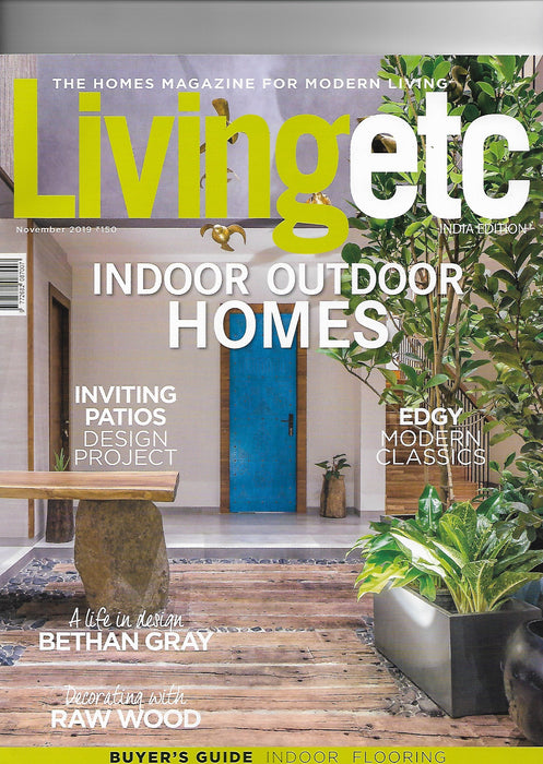 Coverage- Living Etc