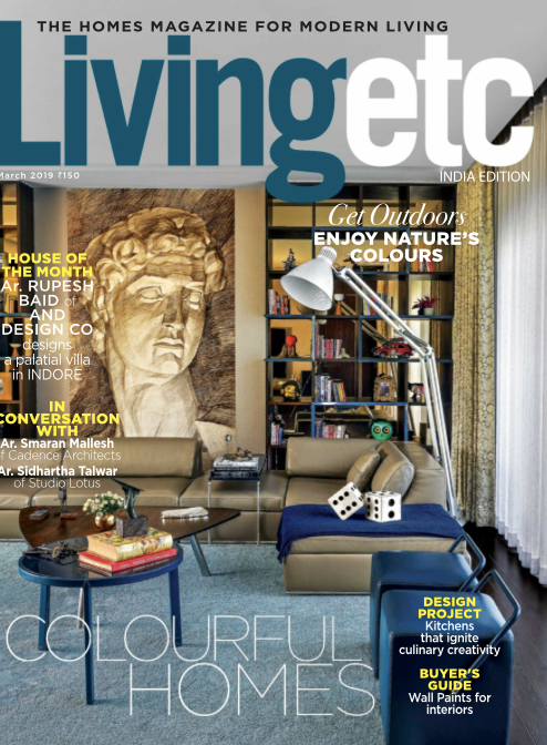 Living Etc - March 19""