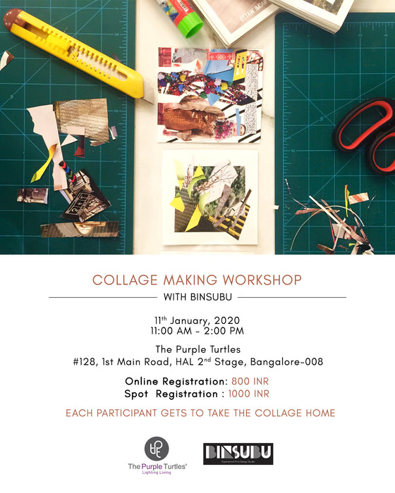 Collage Making Workshop