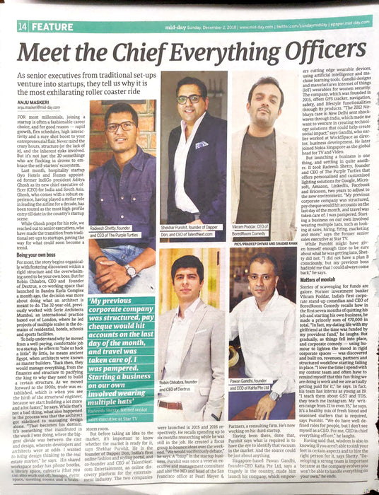 Coverage | Mid Day