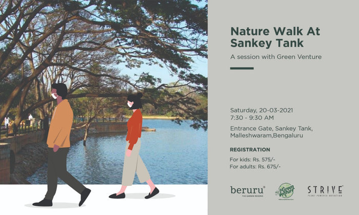 Nature Walk At Sankey Tank