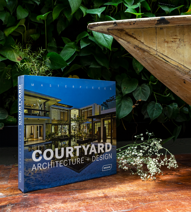 Masterpieces - Courtyard Architecture + Design Book
