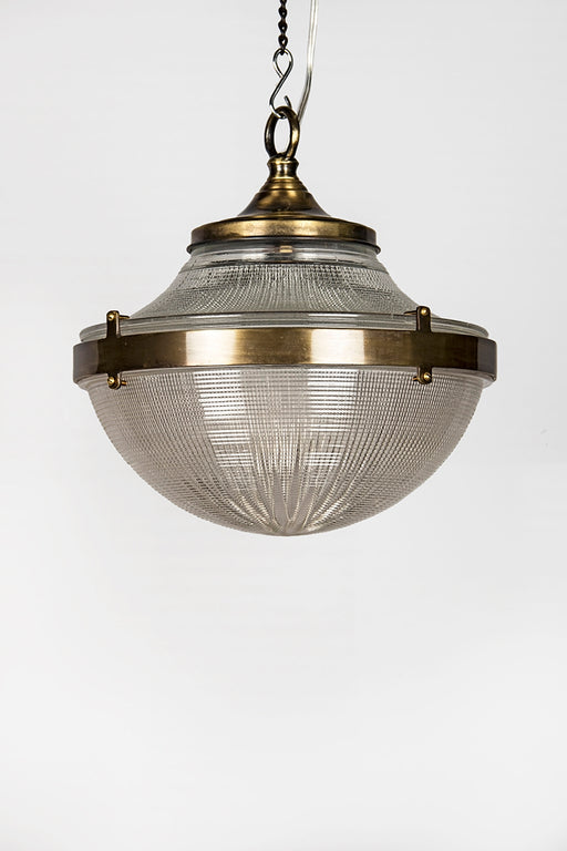 American Glass Pendant Light