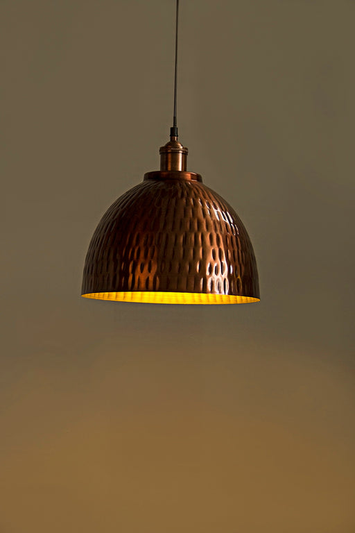 Beaten Pendant Lights