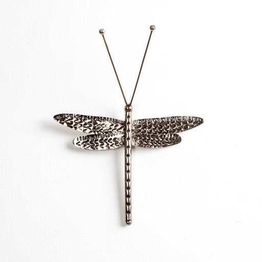 Dragon Fly (Antique Silver)
