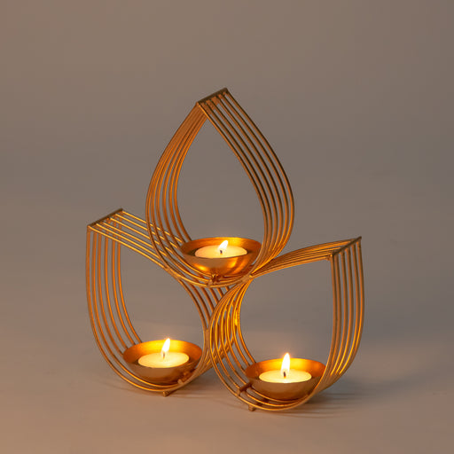 Vrindawan Table T Light Holder